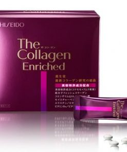 Collagen enriched viên
