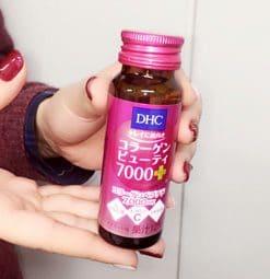 Collagen DHC dạng nước DHC beauty 7000+ Nhật Bản 8