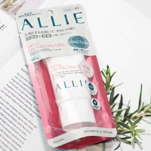 Allie Extra UV Facial Gel 60gr màu hồng
