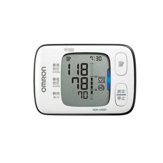 Máy đo huyết áp cổ tay Omron 1