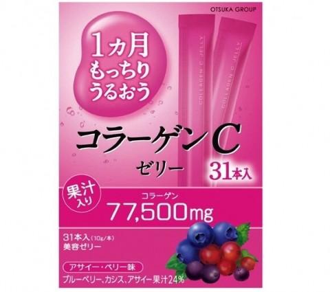 collagen thach jelly