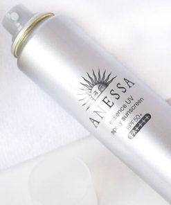 Chống nắng Shiseido Anessa dạng xịt 12