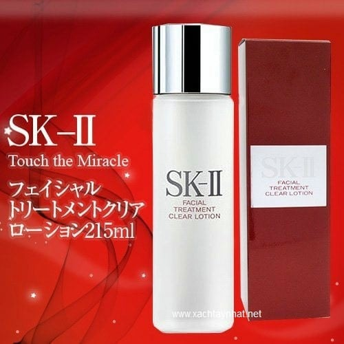 Nước hoa hồng SKii Facial Treatment Clear Lotion 230ml