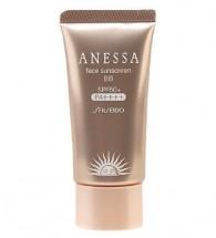 kem chong nang anessa bb shiseido