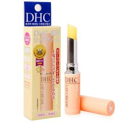 Son dưỡng môi DHC lip cream 10g Nhật Bản