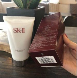 Sữa rửa mặt SKII Facial Treatment Gentle Cleanser - 120g 4
