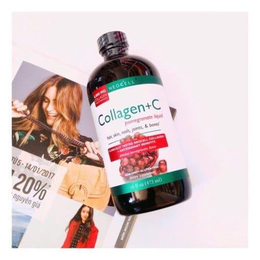 Collagen chiết xuất lựu (Pomegranate) là gì?