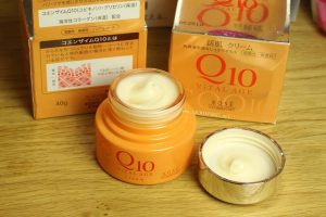 Kem Q10 Kose Vital Age review