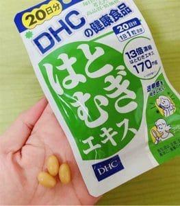 Viên uống trắng da DHC Nhật Bản 20 ngày 3