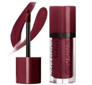 Son Bourjois Velvet Rouge Edition thương hiệu Pháp 26