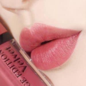 Son Bourjois Velvet Rouge Edition thương hiệu Pháp 11