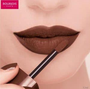 Son Bourjois Velvet Rouge Edition thương hiệu Pháp 12