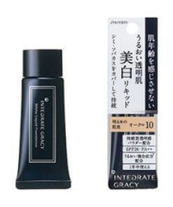 Phấn nền Shiseido Integrate Gracy tốt nhất