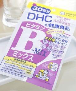 Viên uống DHC bổ sung vitamin B có tốt không?