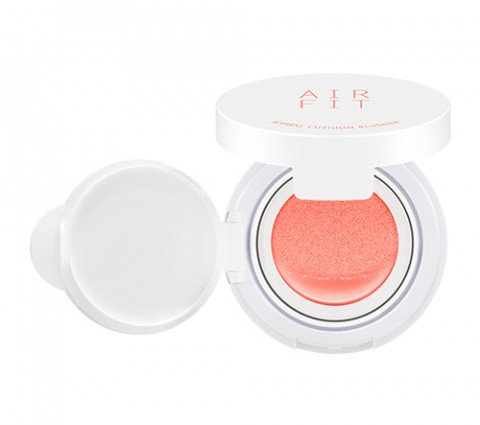 ma hong Apieu Air Fit Cushion Blusher han quoc