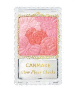 phan ma hong Canmake Glow Fleur tot nhat