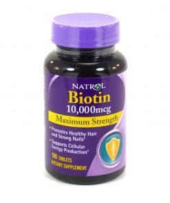 Thuốc mọc tóc,chống rụng tóc Biotin Mỹ 6
