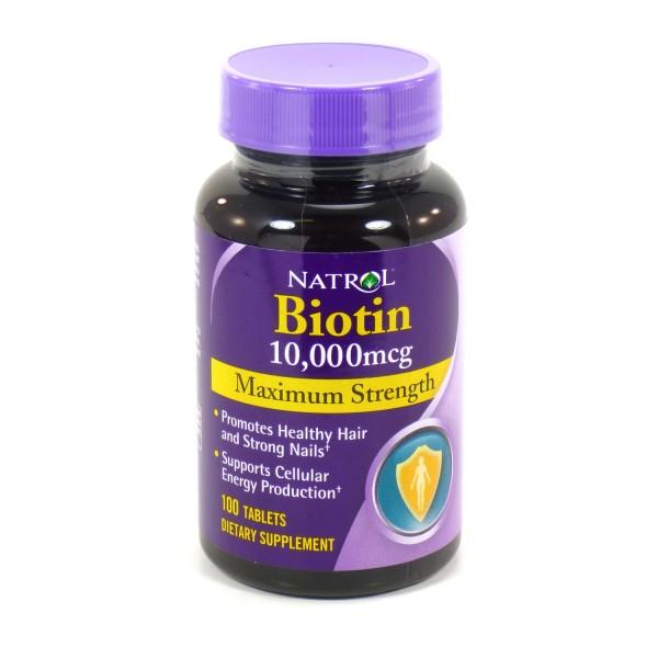 Biotin là gì? tác dụng của biotin? cách dùng như thế nào? 3