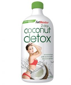 giam can Detox Coconut uc