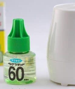 Công dụng nổi bật của máy đuổi muỗi tinh dầu Nhật Bản