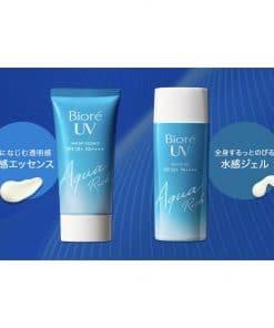 Công dụng của kem chống nắng Biore UV Aquarich Nhật Bản