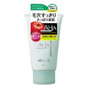 AHA Wash Cleansing (xanh đậm): thích hợp với da dầu