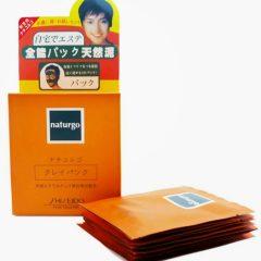 Mặt Nạ Bùn Shiseido Natugro