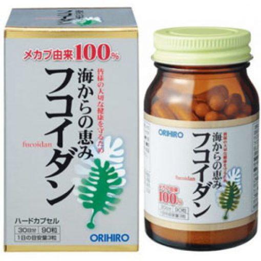 Tảo Fucodian Orihiro Thuốc Trị Ung Thư Nhật Bản