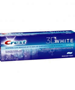 kem danh rang my Crest 3D White uy tin nhat