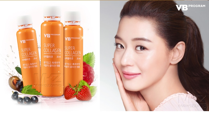 Vb Program Super Collagen Hàn Quốc