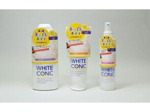 Lotion White Conc xịt dưỡng da 4