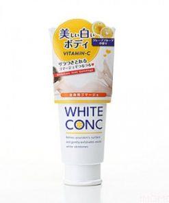 tay da chet white conc duong trang da
