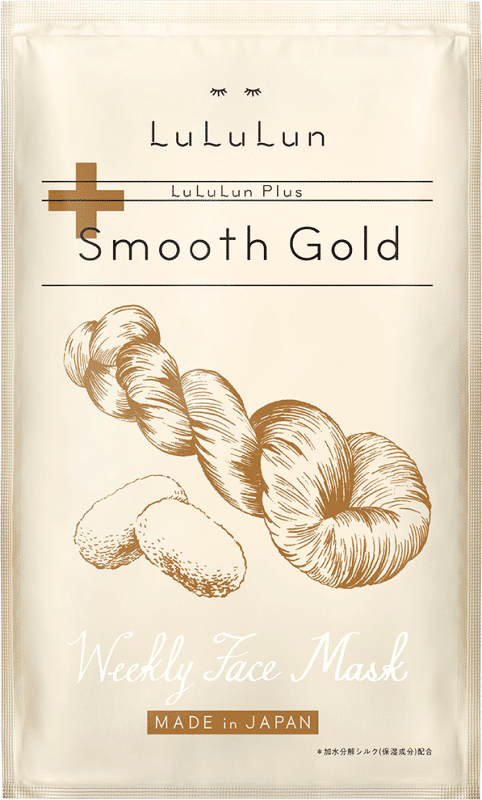 Lululun smooth gold