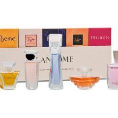 Set nước hoa 5 chai mini Lancome Paris,