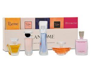 REVIEW Set nước hoa Lancome 5 chai mini lên mùi như thế nào? 1
