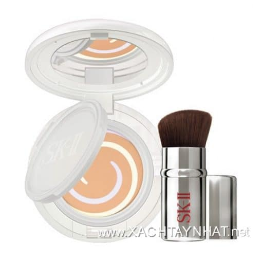 Phấn nền SKII dạng kem Clear Beauty Artisan Brush Foundation UV/Light 3