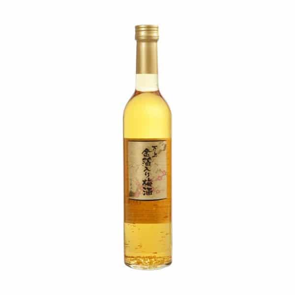 Rượu mơ vảy vàng nhật bản