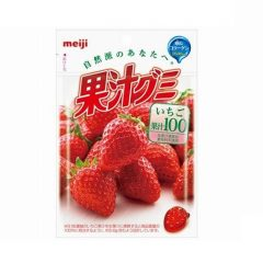 Kẹo dẻo meiji trái cây