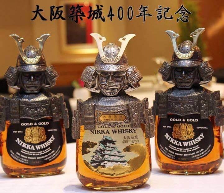 Rượu Samurai Nikka Whisky Nhật Bản 4
