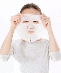 Mặt nạ giấy nén muji (lotion mask) 11