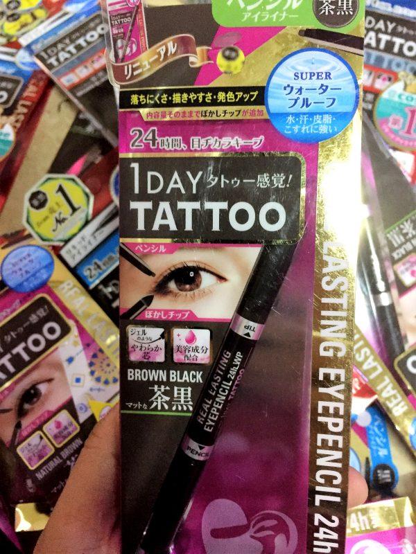 kẻ mắt tattoo