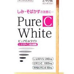 Viên uống trắng da Pure white C