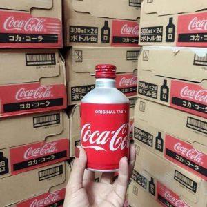 Cocacola Nắp Vặn Nhật Bản Chai Nhôm 5