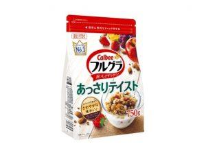 Bánh ngũ cốc sấy khô Calbee Nhật Bản 1
