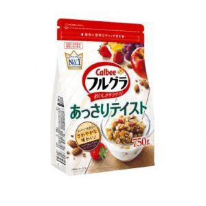 Bánh ngũ cốc sấy khô Calbee Nhật Bản 2