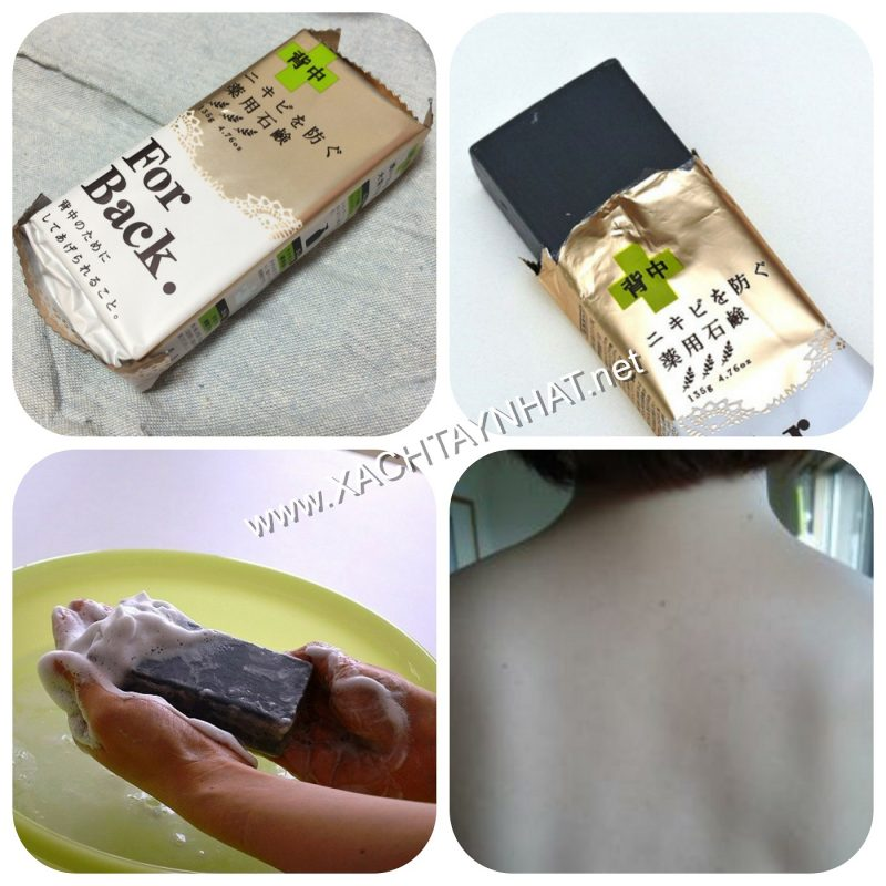 Xà phòng for back For Back Medicated Soap