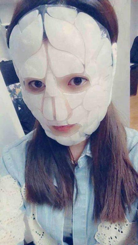 Mặt nạ đá DKCC ice cooling mask