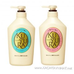 Sữa tắm Kuyura Shiseido Nhật Bản