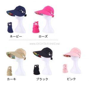 Mũ Chống nắng Nhật bản, Các kiểu nón chống nắng tia uv đẹp 8