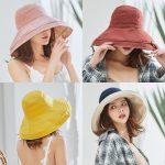 Mũ Chống nắng Nhật bản, Các kiểu nón chống nắng tia uv đẹp 20